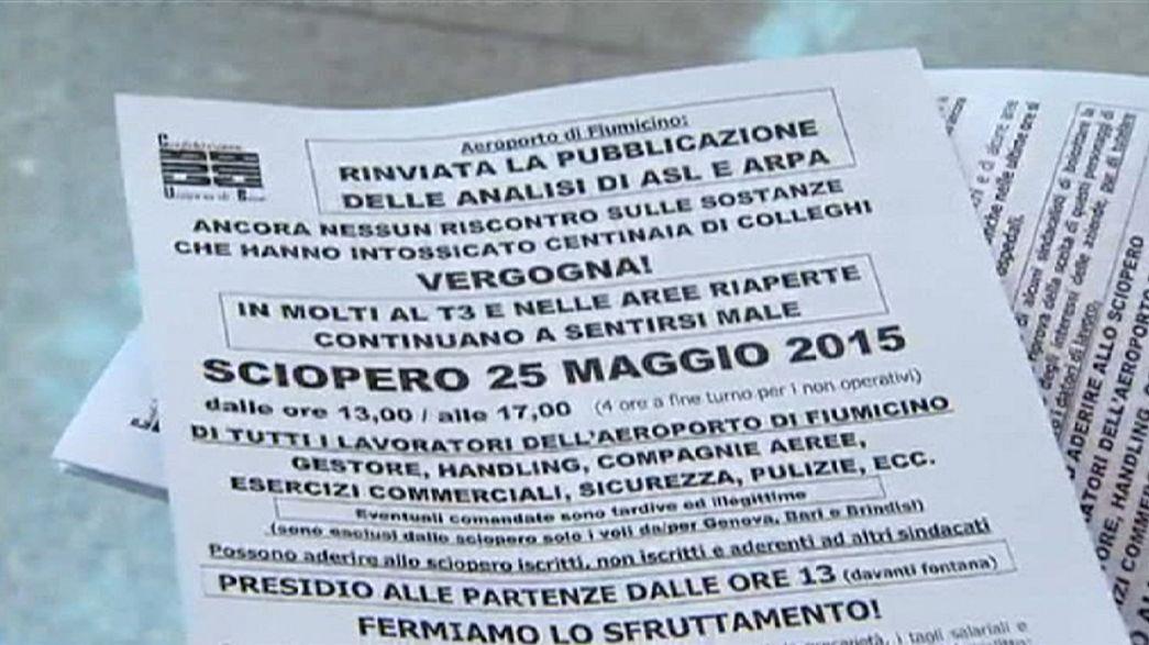 Italien: Alitalia-Streik behindert Flugverkehr
