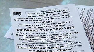 Huelga de 24 horas en Alitalia