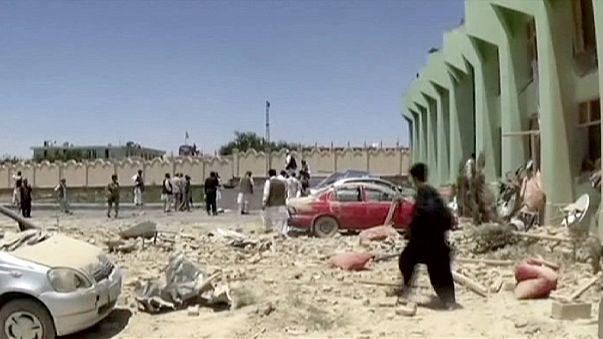 Qalat: több mint egy tonna robbanószer repült a levegőbe