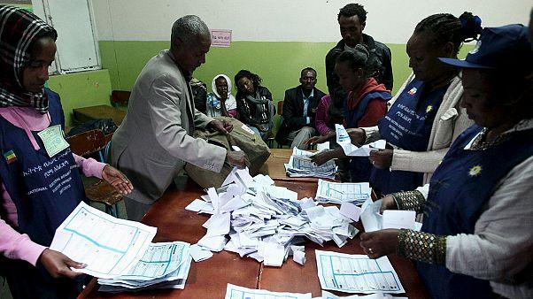 Äthiopien: Erneut hohe Wahlbeteiligung