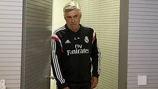 Real Madrid manager Ancelotti sacked