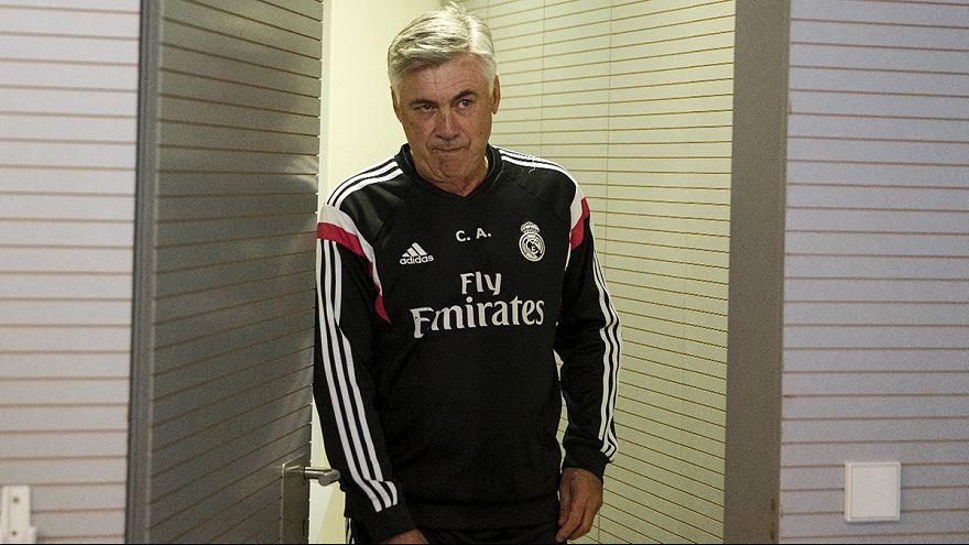 Carlo Ancelotti als Real-Trainer entlassen