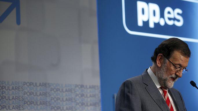 Mariano Rajoy garde la tête haute