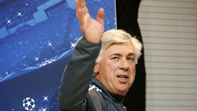 ريال مدريد يقيل المدرب كارلو أنشيلوتي
