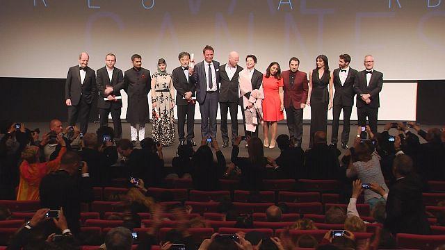 """Cannes'da """"Belirli Bir Bakış"""" Ödülleri sahiplerini buldu"""