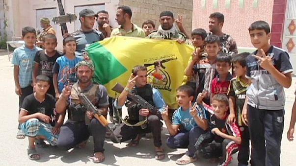 Irakische Armee beginnt Offensive in Provinz Al-Anbar