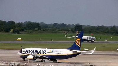 Lucros da Ryanair sobem 66%