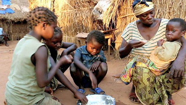 AB'den Orta Afrika Cumhuriyeti'ne 72 milyon Euro ek yardım
