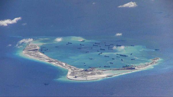 نگرانی آمریکا از افزایش قدرت پکن در دریای چین
