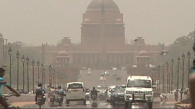 Аномальная жара в Индии: погибли сотни людей