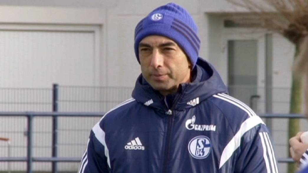Roberto Di Matteo resigns as manager of Schalke
