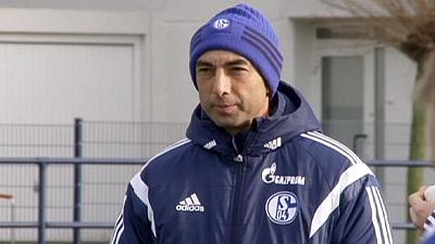 Roberto Di Matteo resigns as manager of Schalke