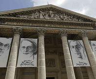 Enfin la parité ! Deux femmes et deux hommes exemplaires entrent au Panthéon