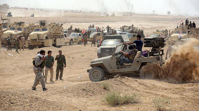 Ирак: армия пошла освобождать провинцию Анбар и город Рамади