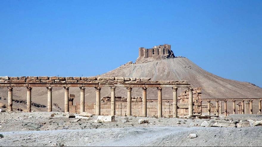 ISIL release video of ancient Palmyra 'still intact'