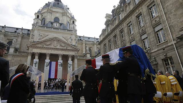 Paris rend hommage aux résistants qui entreront au Panthéon