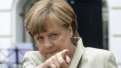 Chancellor Merkel heads Forbes most powerful women list – again!