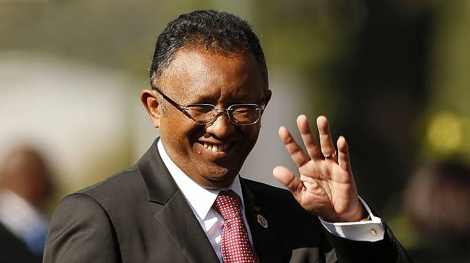Le président malgache destitué