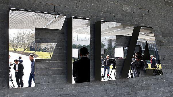 دستگیری چند مسئول فیفا در سوییس
