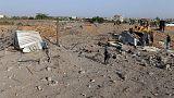 Gaza: Israel reagiert auf Raketenbeschuss mit Luftangriffen