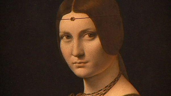 Milan da Vinci'yi büyüklüğüne yaraşır şekilde anıyor