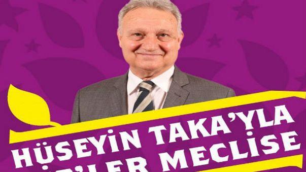 """HDP'nin Oflu sosyalist adayı Taka: """"MHP İlçe Başkanı ile yolda karşılaştık, el sıkıştık"""""""