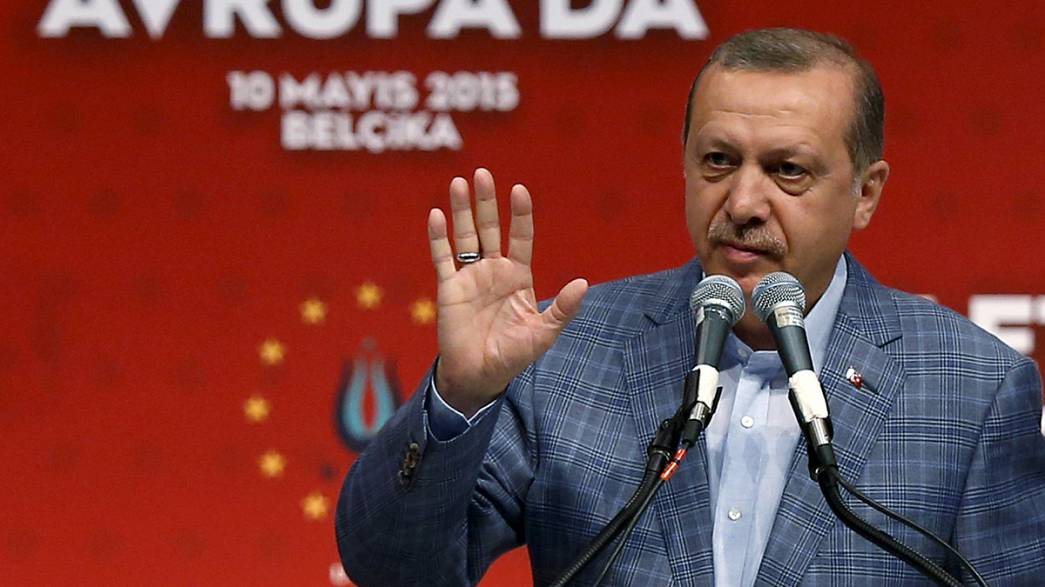 """""""Frustration, mistrust and disappointment"""" - Turkey's strained ties with Europe"""