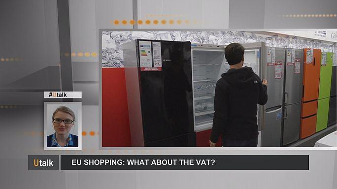 التسوق في الاتحاد الأوربي: ماذا عن ضريبة القيمة المضافة؟