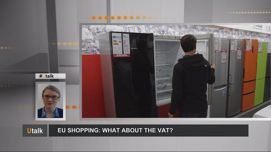 AB içinde alışveriş ve KDV oranı