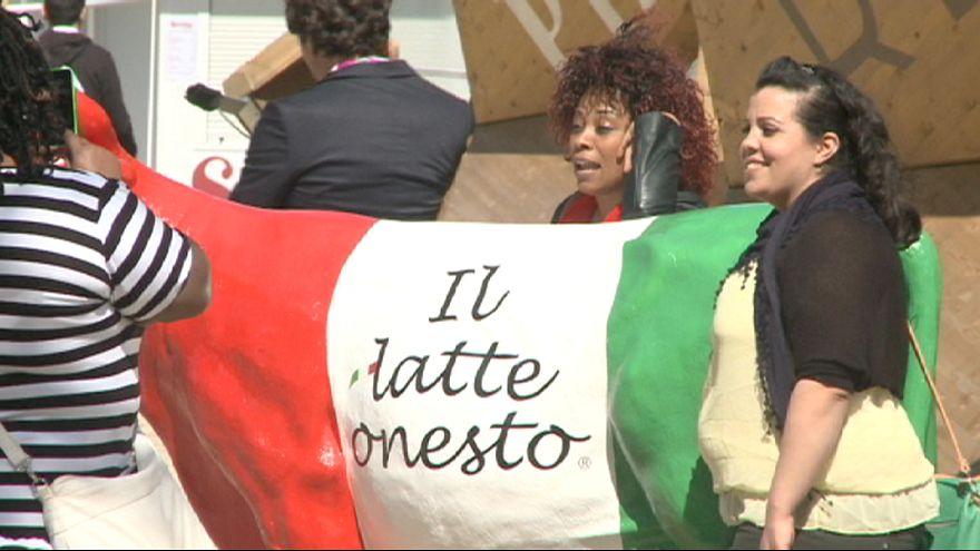 معرض ميلانو الدولي : ساحة لمحاربة المافيا