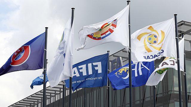 ФИФА: в центре скандала - зона КОНКАКАФ
