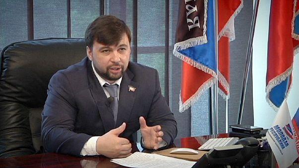Ukraine: Separatistenpolitiker verneint Expansionspläne