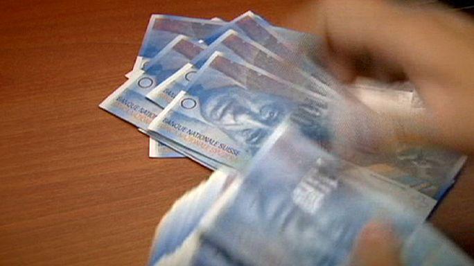 """""""Das Ende des Bankgeheimnisses"""": Schweiz und EU tauschen Bankdaten aus"""