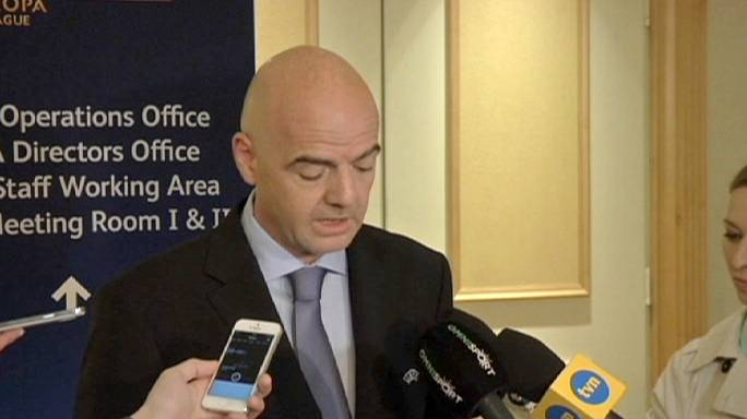 L'UEFA demande le report de l'élection du président de la FIFA