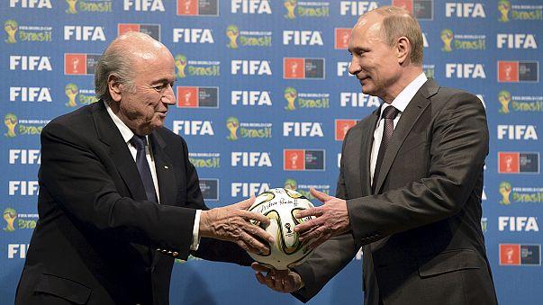 Rusya'da FIFA yolsuzluk skandalı korkusu