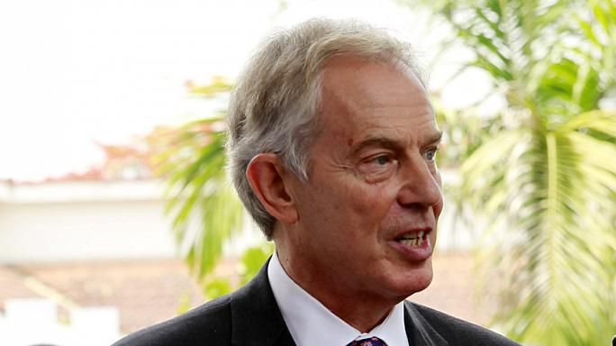 Tony Blair to step down as Middle East representative
