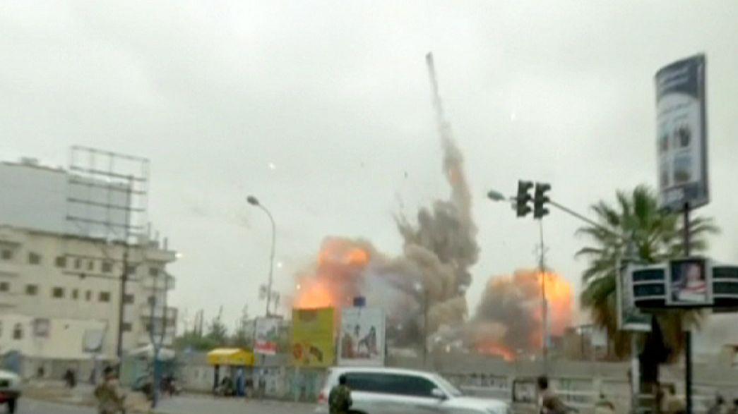 Yemen, i raid sauditi fanno oltre 80 morti in tutto il Paese