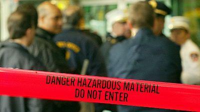 'No risk' says Pentagon after anthrax error