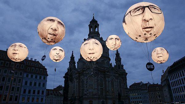 Le G7 des Finances à Dresde en Allemagne