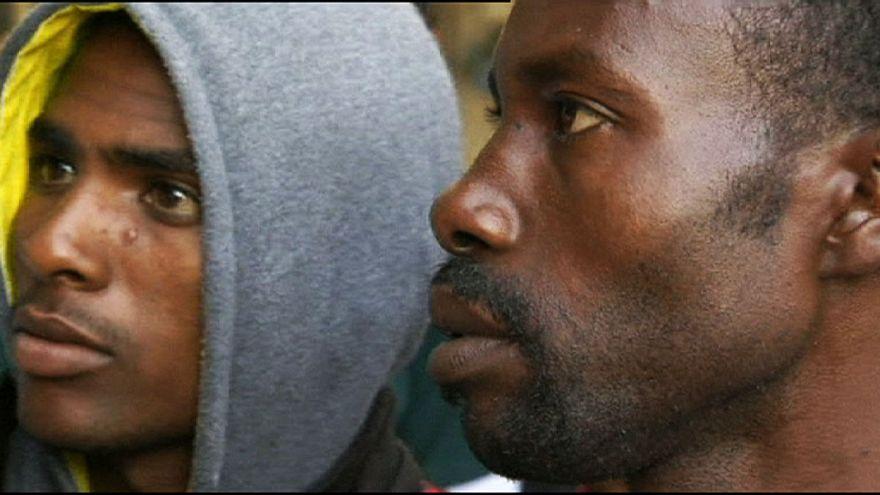 Officials seek expulsion of migrants in central Paris