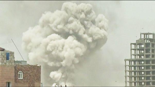Jemen: halálos légicsapás