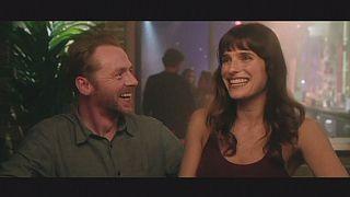 """""""Man Up"""", una comedia romántica protagonizada por Lake Bell y Simon Pegg"""