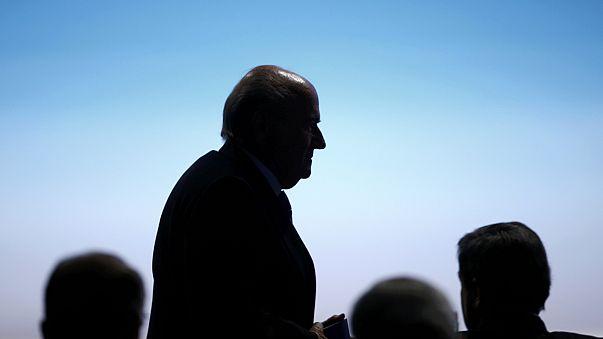 Peligra la reelección de Blatter como presidente de FIFA tras escándalo de corrupción