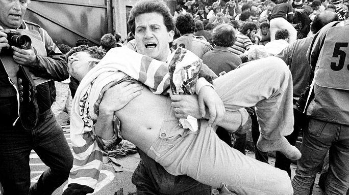 Il y a trente ans, le foot européen endeuillé par le drame du Heysel