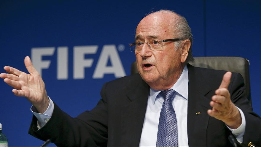 How did the world's media react to the FIFA corruption scandal?