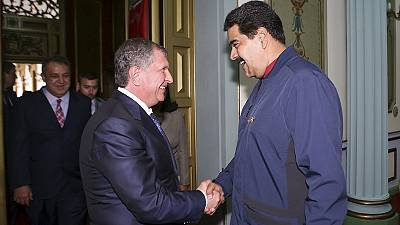 Rosneft takes maximum legal share of joint Venezuelan operation