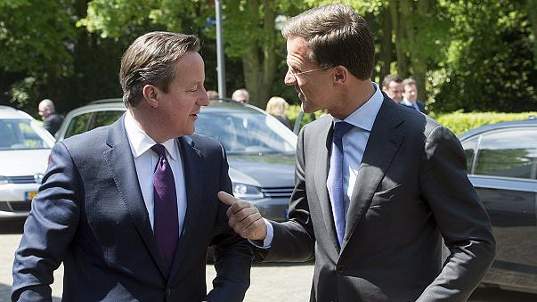 UK's Cameron embarks on diplomatic tour to push for EU reform