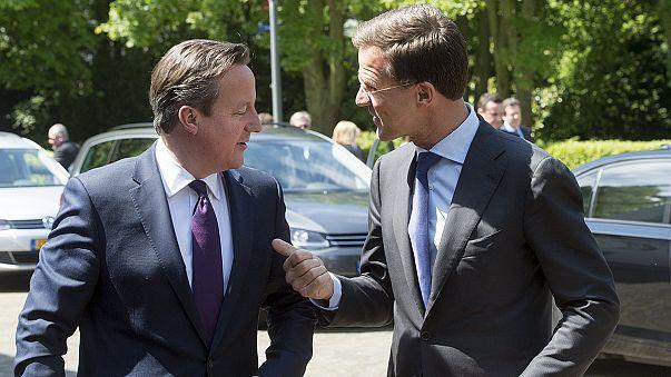 Cameron Európában lobbizik a reformokért