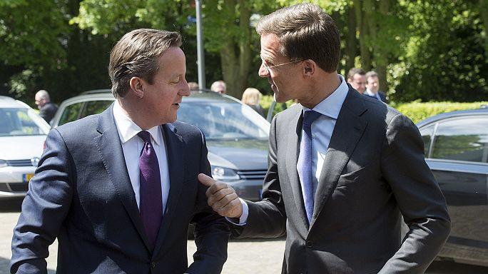 Union européenne : David Cameron lance son offensive diplomatique
