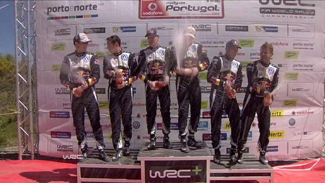 Volkswagen domine le rallye automobile, les voiliers de l'Ocean Volvo Race sont de retour en Europe